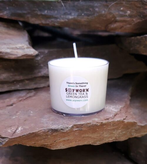 Soyworx Scented Spa Votive Candle