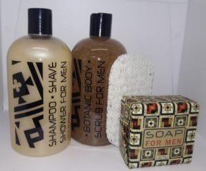 Greenwich Bay Trading Company Man Soap