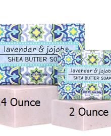 Greenwich Bay Trading Company Lavender & Jojoba Shea Butter Soap