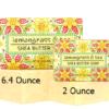 Greenwich Bay Trading Company Lemongrass & Tea Shea Butter Soap